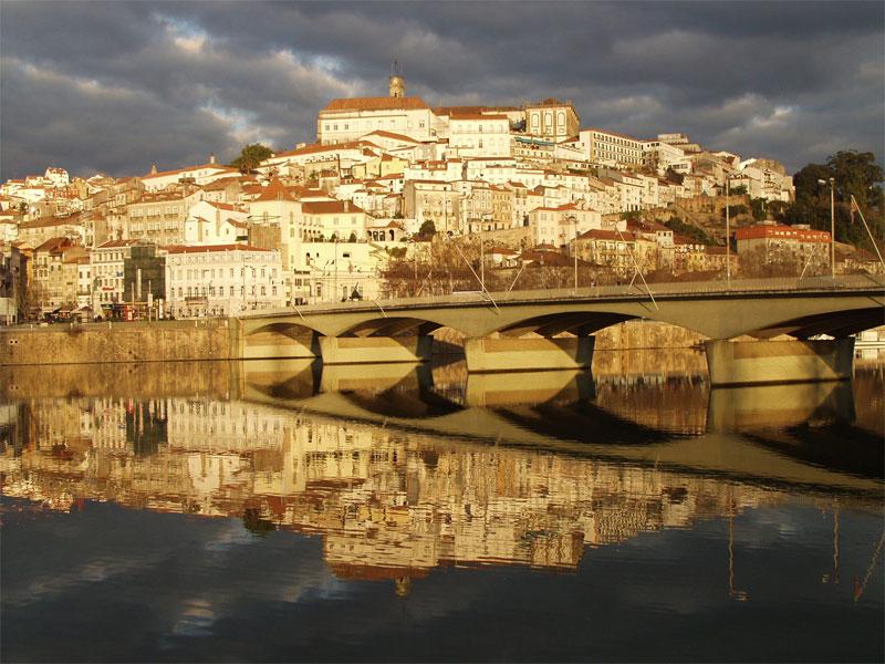 Potovanje Portugalska, Coimbra