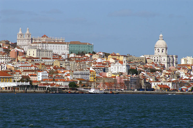 Potovanje Portugalska, Lizbona