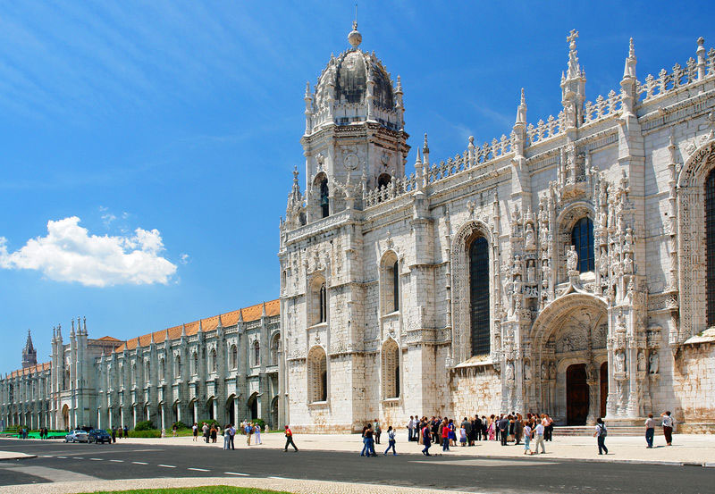 Potovanje Portugalska, Lizbona, Hyeronimus