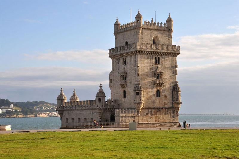Potovanje Portugalska, Lizbona, Torre de Belem
