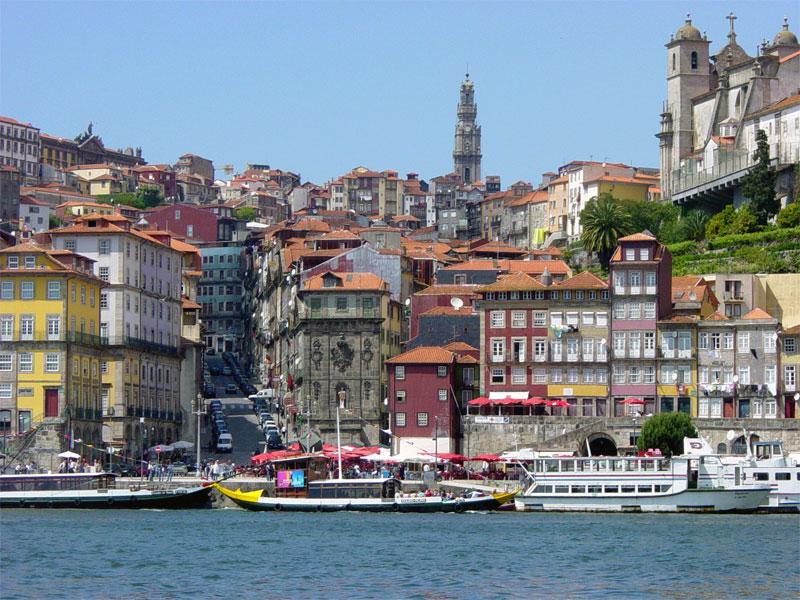 Potovanje Portugalska, Porto