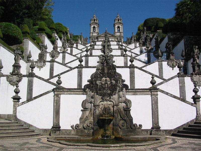 Potovanje Portugalska, Braga