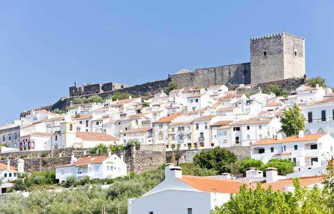 Portugalska potovanje, Castelo de Vide