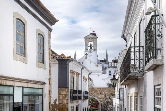 Portugalska potovanje, Faro