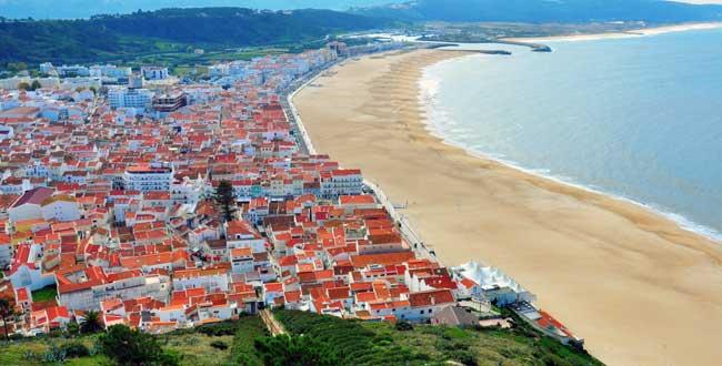 Portugalska potovanje, Nazare