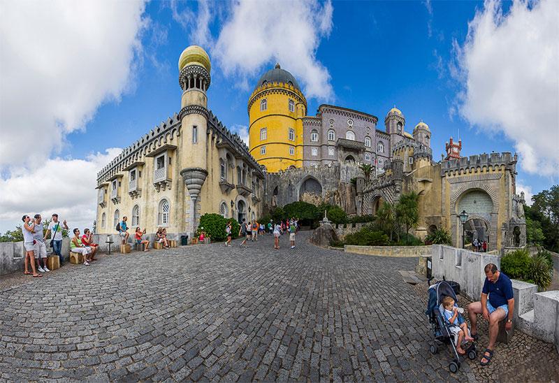 Portugalska potovanje, Sintra