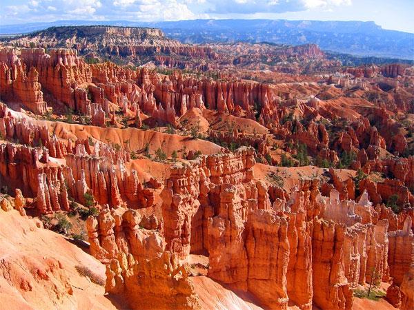 ZDA potovanje, Divji zahod za družine, Bryce Canyon