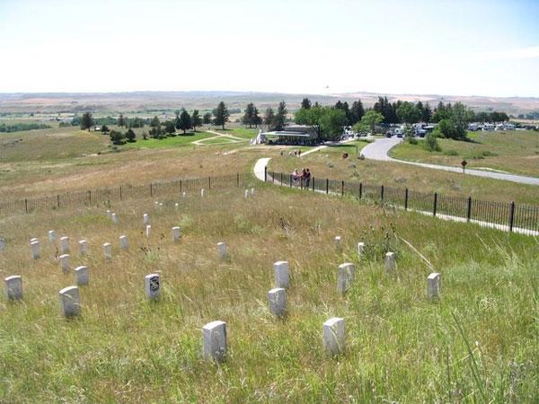 ZDA potovanje, Bighorn Battlefield