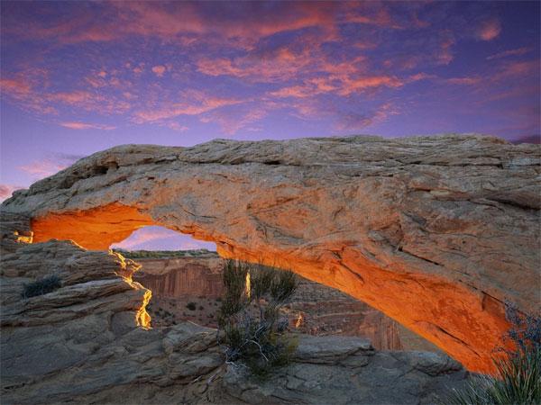 ZDA potovanje, Canyonlands National Park