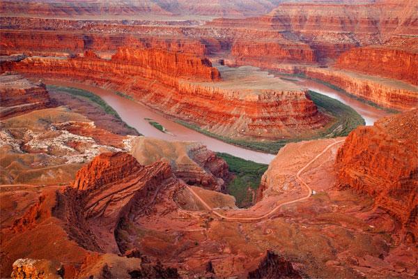 ZDA potovanje, Deadhorse Point