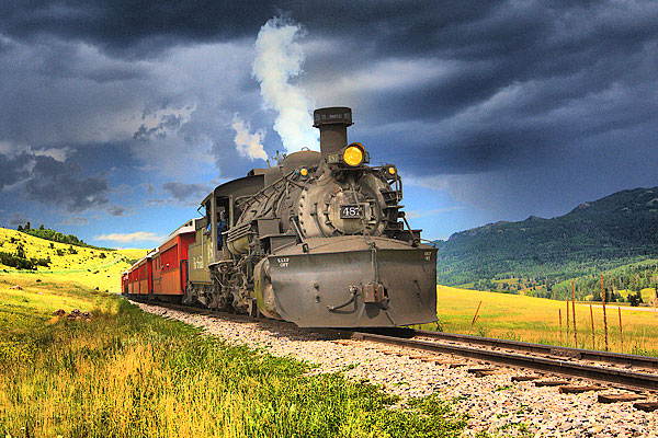 ZDA potovanje, Durango Railway