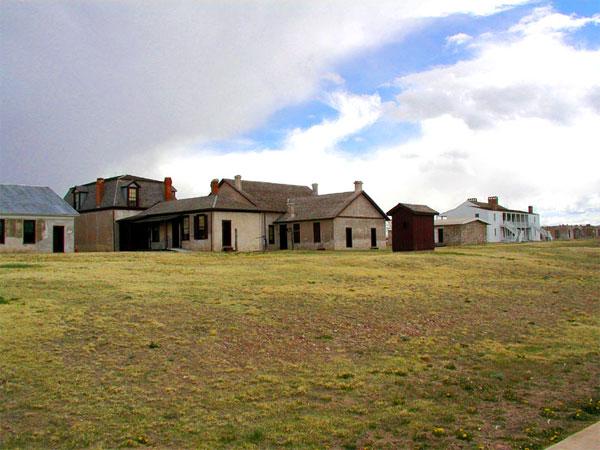 ZDA potovanje, Fort Laramie