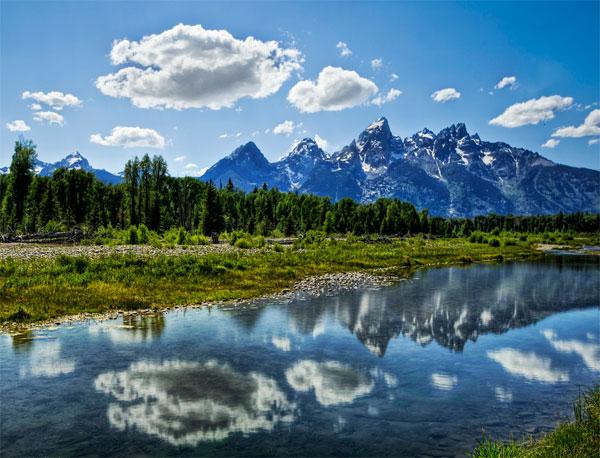 ZDA potovanje, Grand Teton National Park