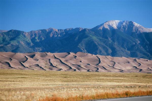 ZDA potovanje, Great Sand Dunes