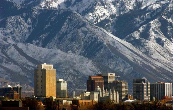 ZDA potovanje, Salt Lake City
