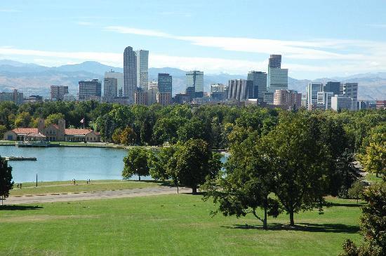 ZDA potovanje, Denver
