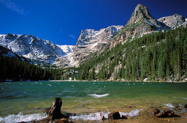 ZDA potovanje, Rocky Mountain National Park