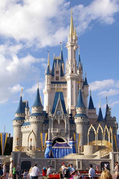 ZDA Potovanja, Disneyworld Orlando, Florida