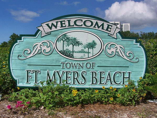 ZDA Potovanja, Ft Myers, Florida