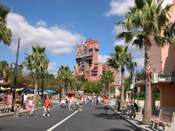 ZDA Potovanja, MGM Orlando, Florida