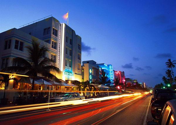 ZDA Potovanja, Miami, Florida