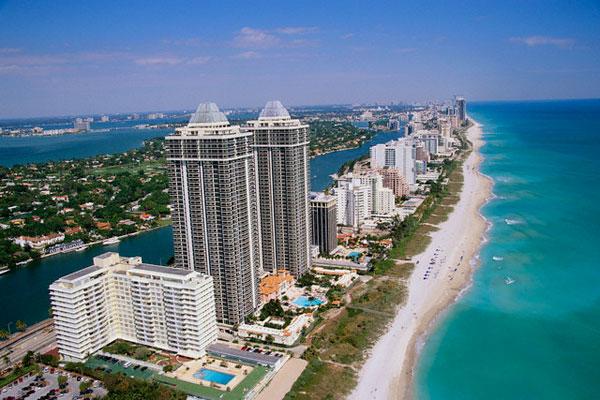 ZDA Potovanja, Miami Beach, Florida