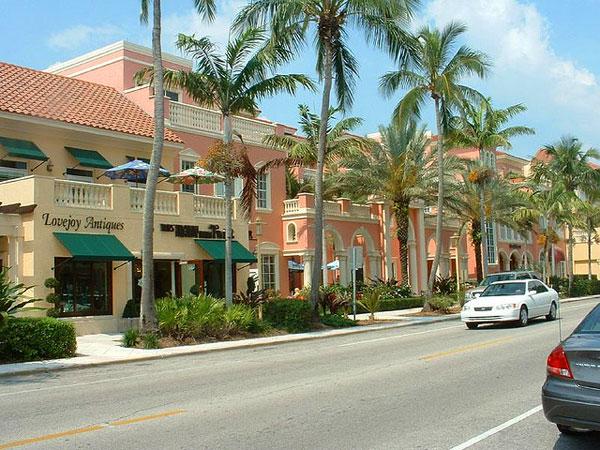 ZDA Potovanja, Naples, Florida