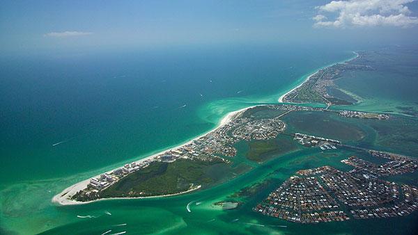ZDA Potovanja, obala Floride
