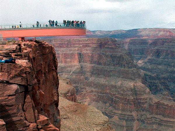 ZDA potovanje, Divji zahod za družine, Grand Canyon