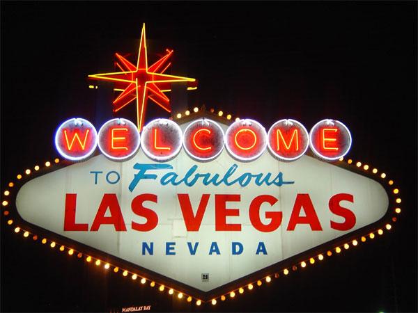 ZDA potovanje, Divji zahod za družine, Las Vegas