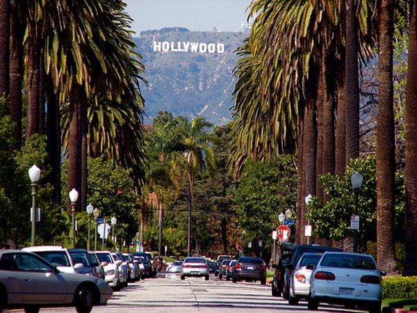 ZDA potovanje, Divji zahod za družine, Los Angeles