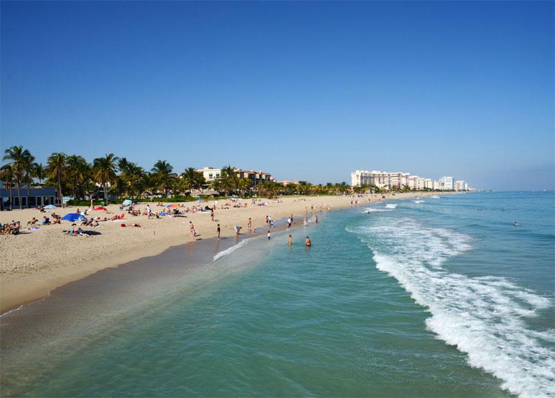 ZDA potovanje, od New Yorka do Miamija,  Florida, Fort Lauderdale