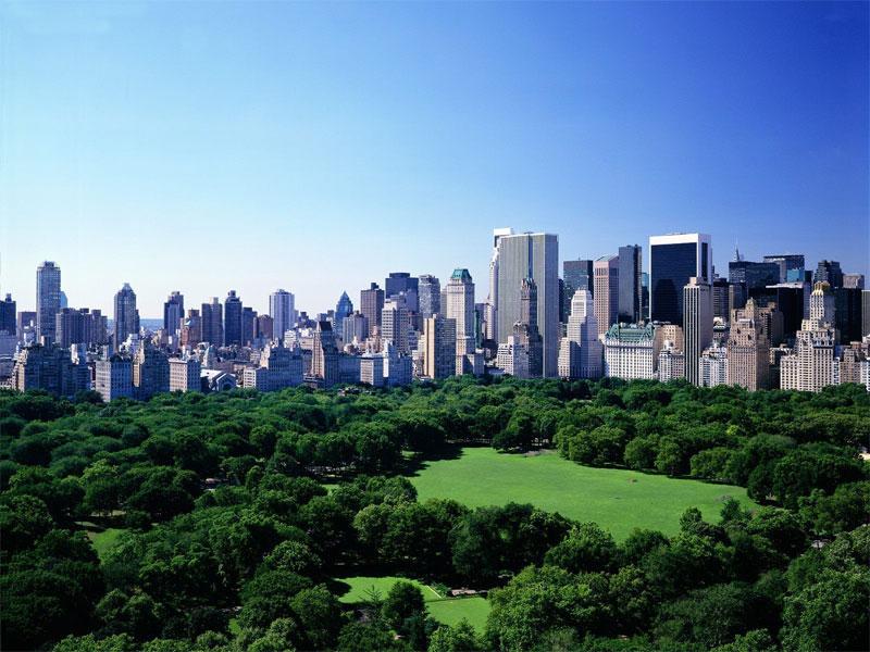 ZDA potovanje, od New Yorka do Miamija, New York, Centralni park