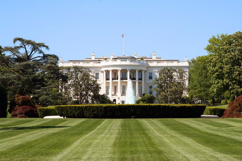 ZDA potovanje, od New Yorka do Miamija, Washington, Bela hiša