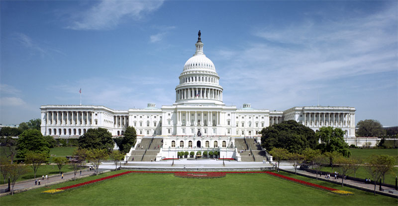 ZDA potovanje, od New Yorka do Miamija, Washington, Capitol