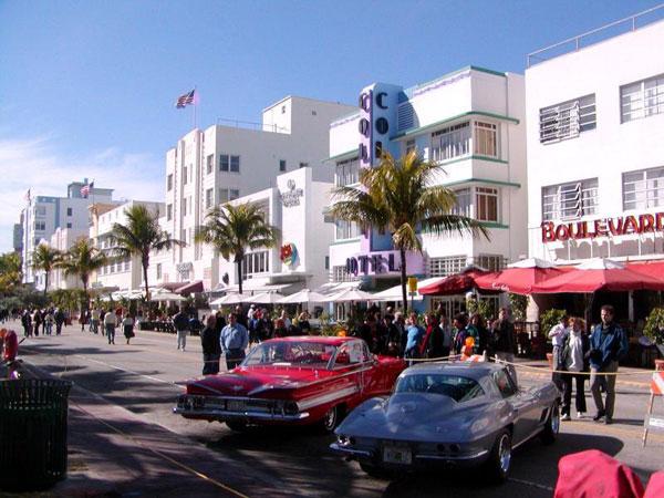 SAD putovanje, Sunčana i zabavna Florida, Miami Beach