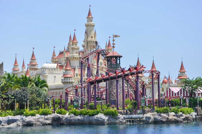 ZDA potovanje, Walt Disney zabaviščni park