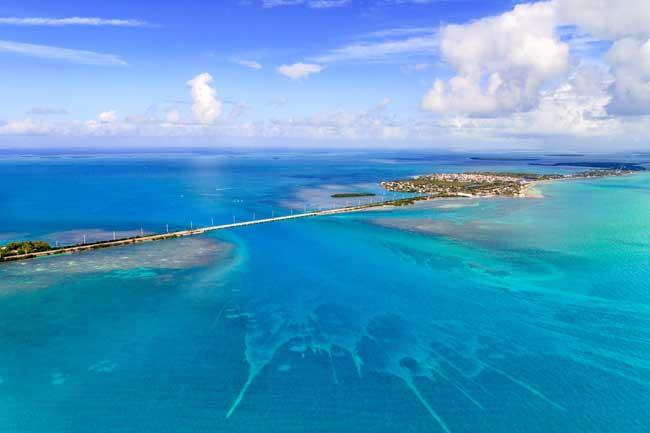 ZDA potovanje, Florida, Florida Keys
