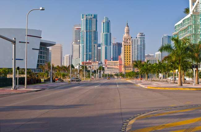 ZDA potovanje, Florida, Miami