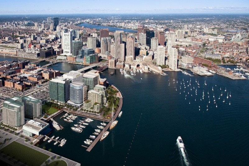 ZDA potovanje, Vzhodna obala in Kanada, Boston