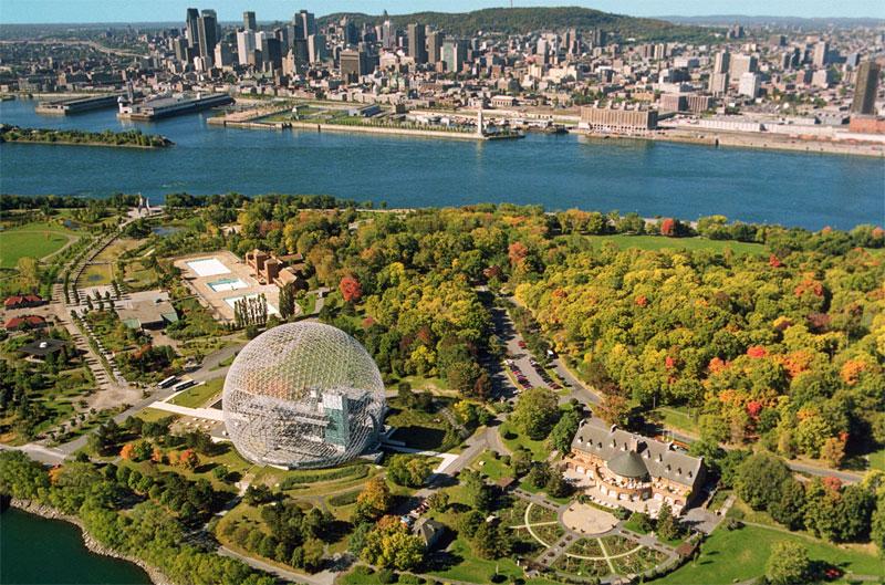 ZDA potovanje, Vzhodna obala in Kanada, Montreal