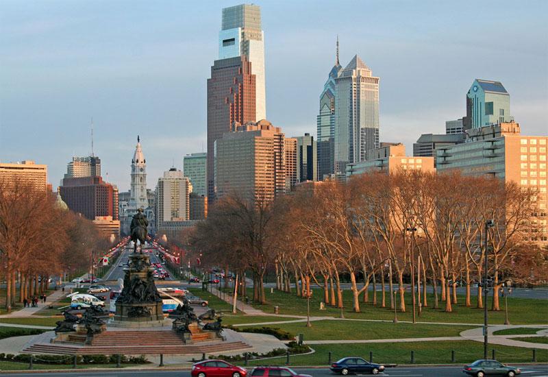 ZDA potovanje, Vzhodna obala in Kanada, Washington, Philadelphia
