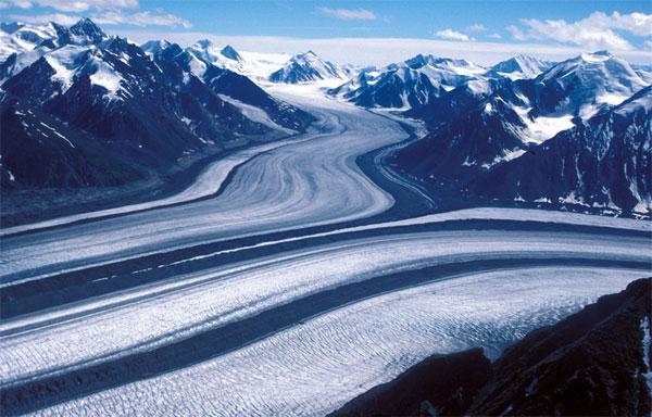 Potovanje ZDA, Aljaska, Kluane National Park