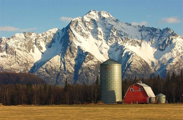 Potovanje ZDA, Aljaska,Palmer
