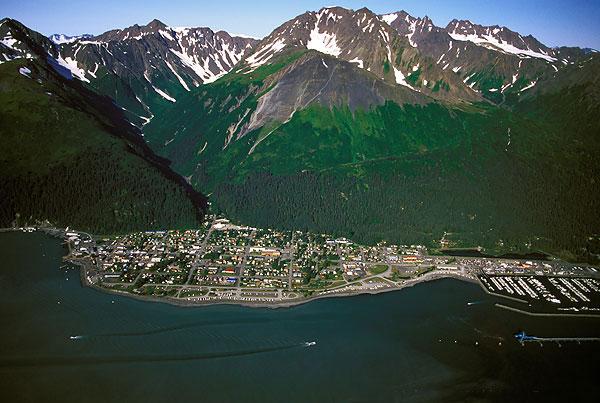 Potovanje ZDA, Aljaska, Seward