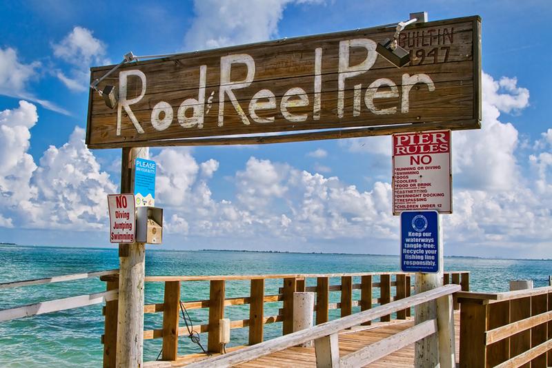 Amerika potovanje, Plaže Floride, Anna Maria Island