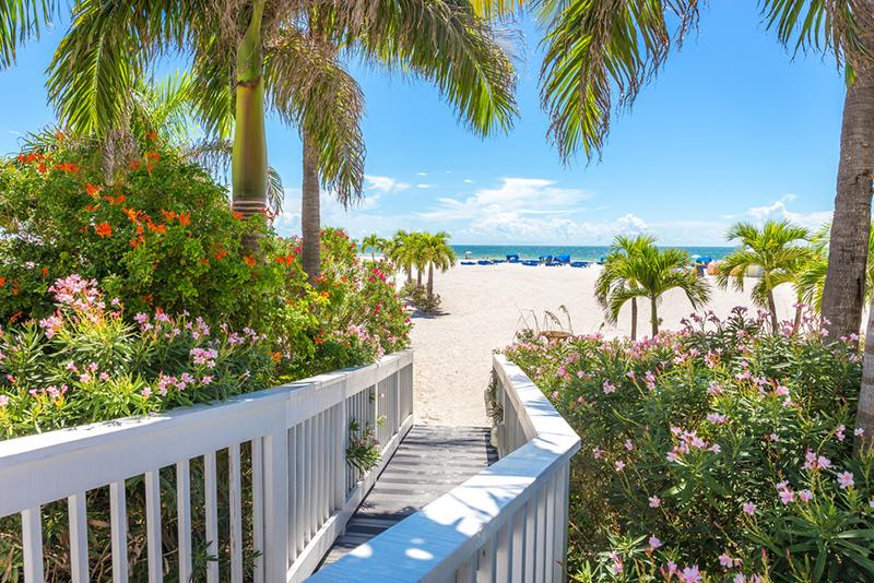 Amerika potovanje, Plaže Floride,St Petersburg Beach