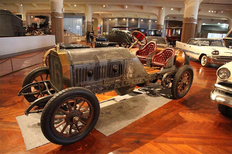 ZDA, Velika jezera, Detroit, Fordov muzej