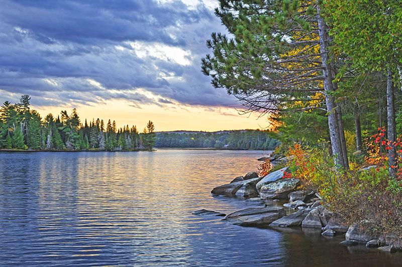 ZDA, Velika jezera, jezero Ontario