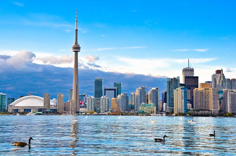 ZDA, Velika jezera, Toronto